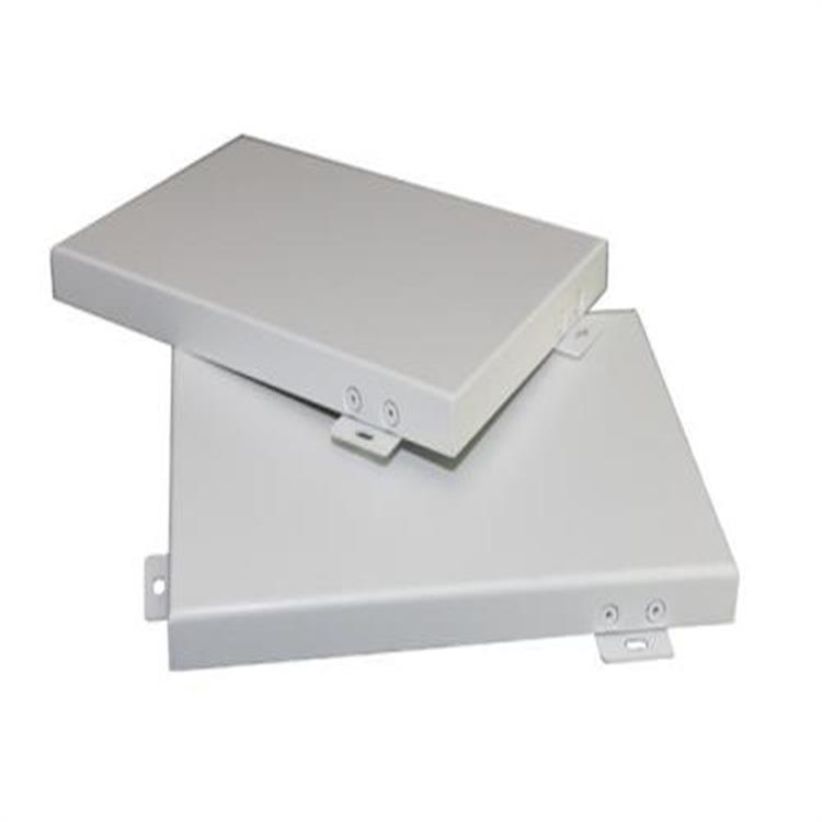 铝单板展示品