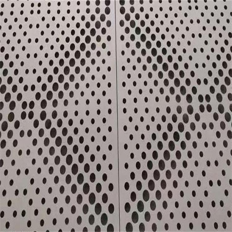 制作冲孔铝单板时都有哪些工艺要求?
