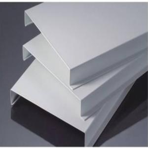 白色铝单板的为什么会受到欢迎,分析它的优点有哪些?