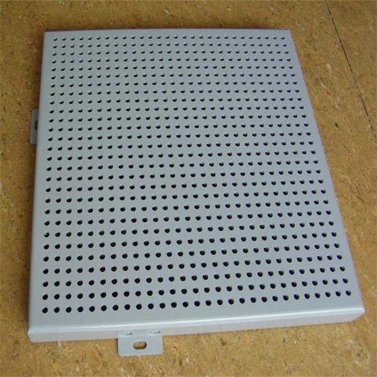 异形冲孔铝单板和普通冲孔铝单板在生产时都有哪些不同?