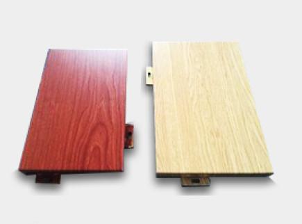 木纹铝单板可以用于室外墙体装饰吗?