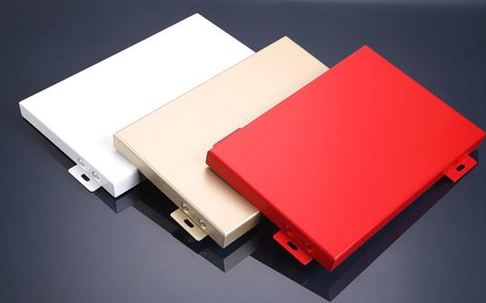 想选购高质量的氟碳铝单板这五点需注意