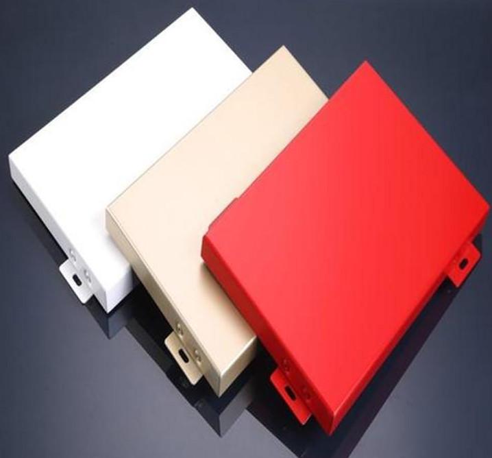 铝单板幕墙使用中经常出现的三个问题