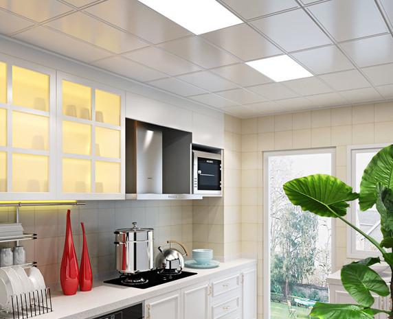 厨房安装铝天花板要注意这三点