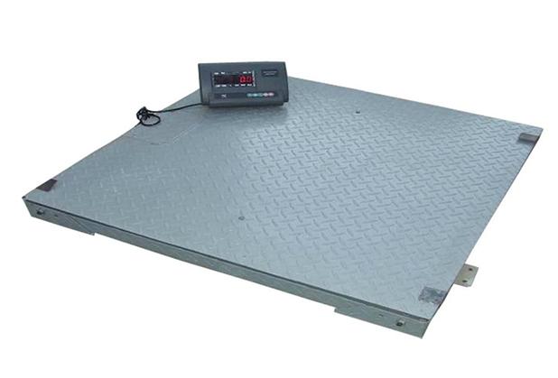 四川电子地上衡-双层小地磅