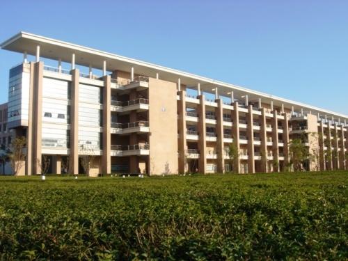 西北大学新校区物理楼