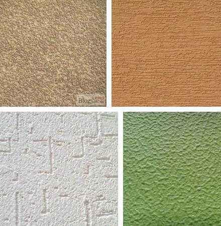 质感涂料与质感真石漆的区别