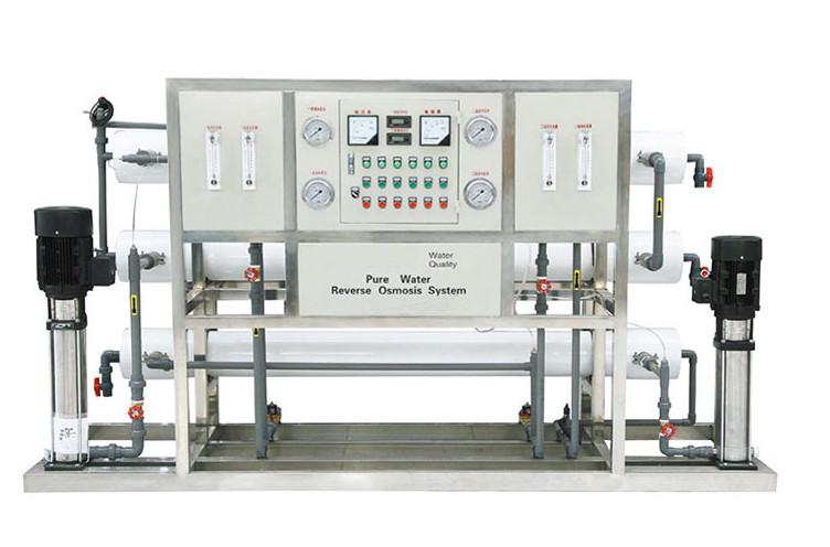 陕西水处理设备主要组成及工作流程