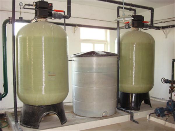 陕西超然软化水处理的工作原理