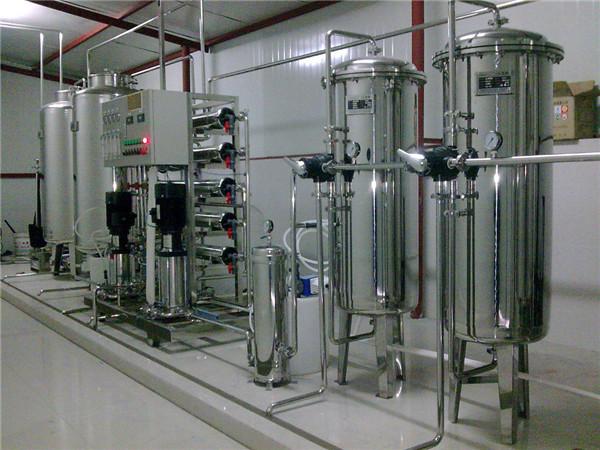 陕西水处理设备清洁消毒方法介绍