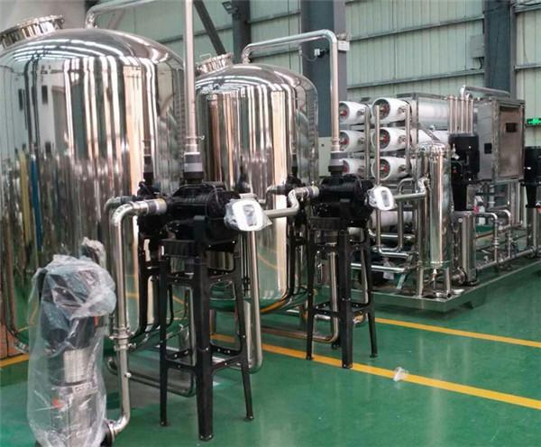 西安反渗透水处理设备厂家