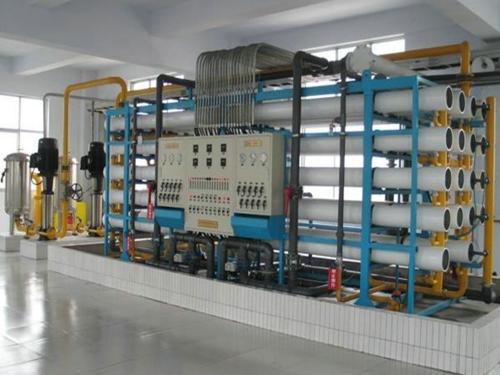 30t/h双级反渗透水处理设备