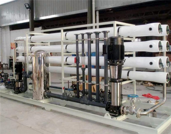 15T/H二级反渗透水处理设备