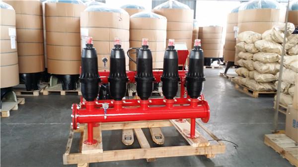 西安软化水设备仓库