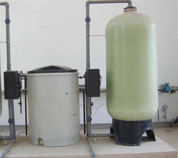 西安全自动软水器设备