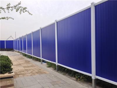 成都PVC围挡厂家为您介绍PVC围挡的优势