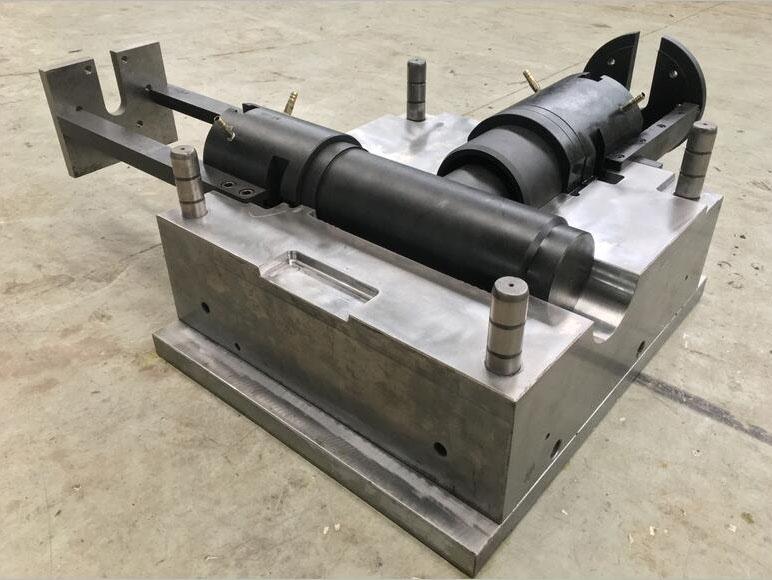 电熔管件模具