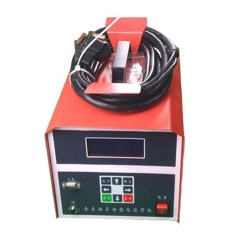 我们怎样修理电热熔焊接机的故障?