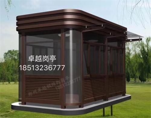 郑州岗亭-T011-钢结构岗亭