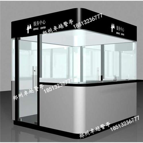 影响到郑州售货亭价格的因素你可以从这四个方面解决了