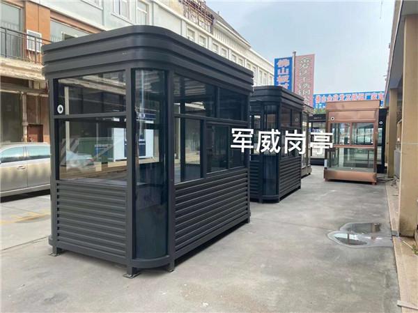 郑州岗亭-TO14-钢结构岗亭