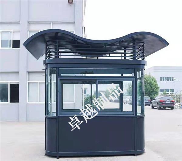 郑州岗亭-T019-钢结构岗亭