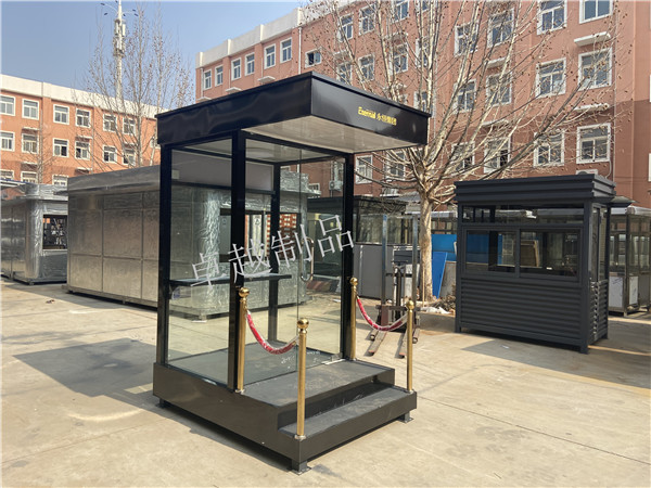 郑州岗亭-T066-站台岗亭