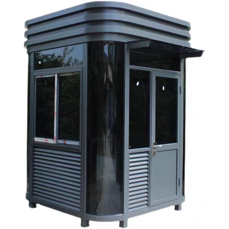 定制一个钢结构岗亭需要多久?