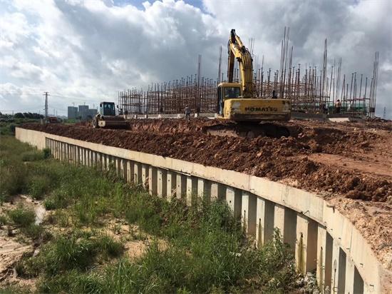 惠州红岗排涝站项目视频展示