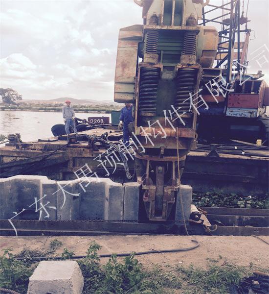 中山市港口中小河流整治I、II标段