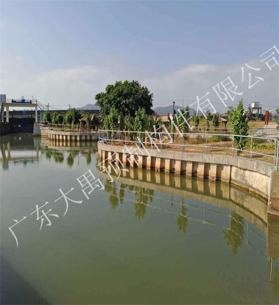 珠海平沙平塘泵站