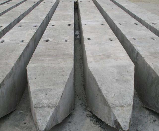 混凝土板桩