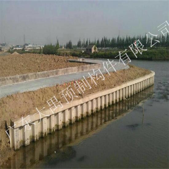 生态U型板桩的作用是什么?