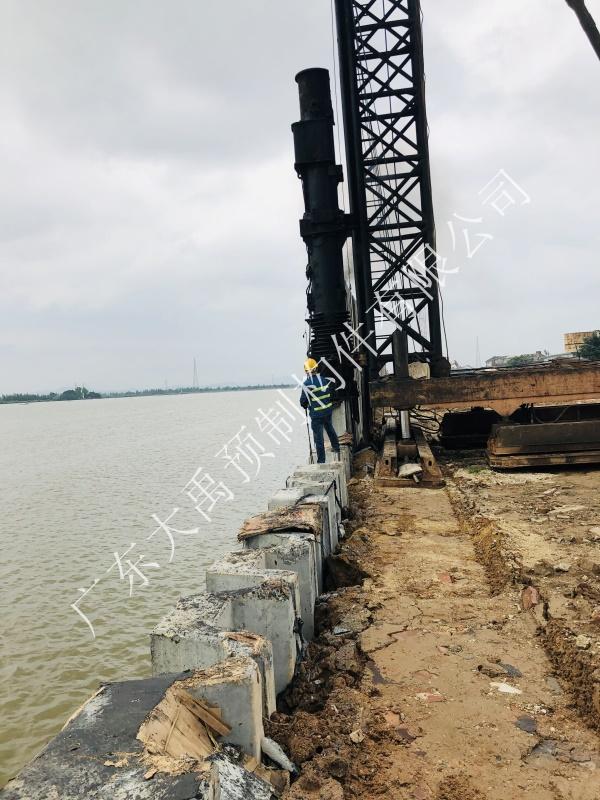 江门市潭江河流治理工程PPP项目