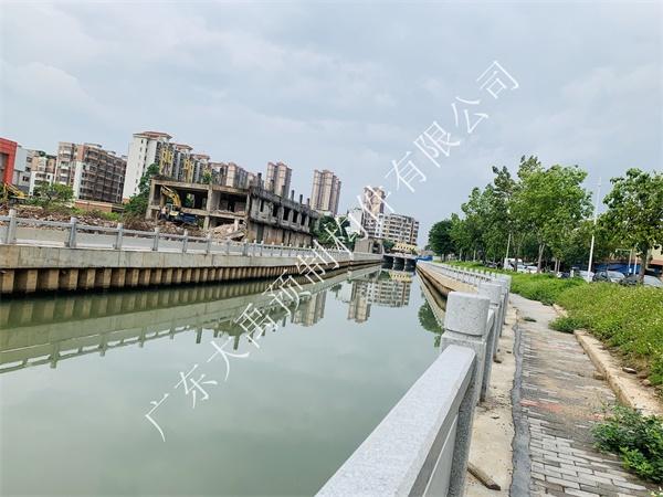 江门高新区(江海区)龙溪河、麻园河、马鬃沙河黑臭水体综合治理工程材料2段结算