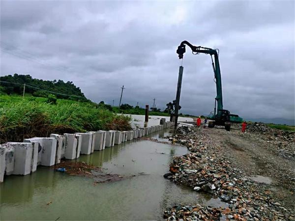 汕尾新区红草园区排洪涝二期工程