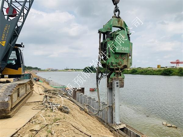 博罗县石湾镇沙河综合整治生态修复工程