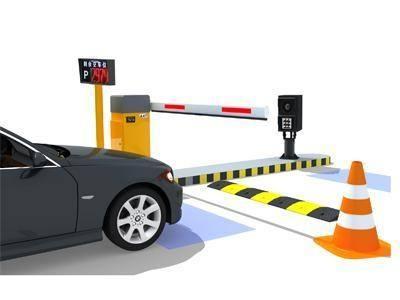 兰州停车场缴费系统