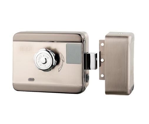 门禁系统安装中门禁锁的安装应该怎么样处理