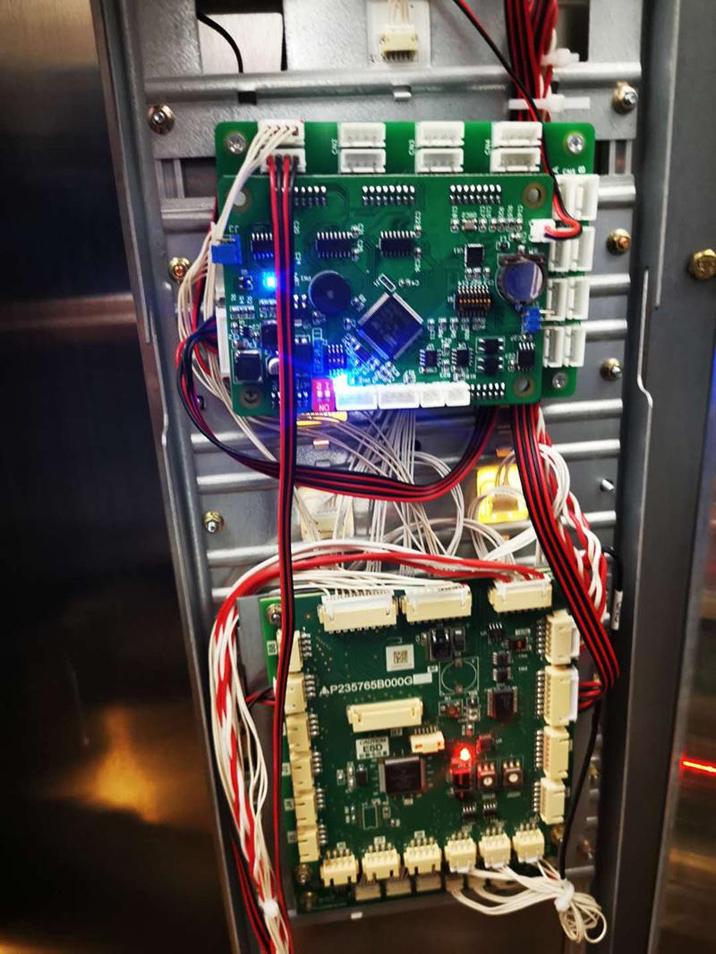 兰州电梯门禁控制系统