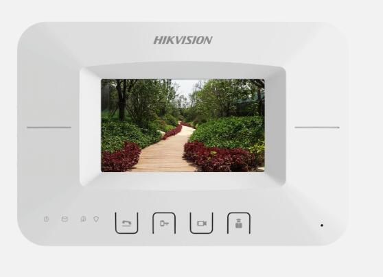 DS-KH3000-L半数字按键室内机