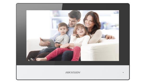 DS-KH6320-A全数字触摸屏室内机