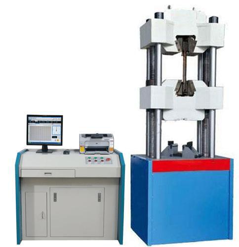 四立柱电液伺服液压**材料试验机WAW-300D