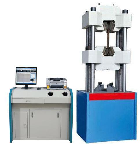 WEW-600B双立柱微机屏显示液压万能材料试验机