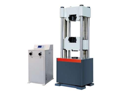 液压万能试验机的操作规程