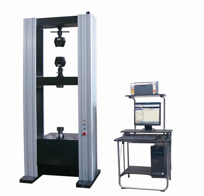 微机控制电液伺服液压万能试验机的用途及产品性能