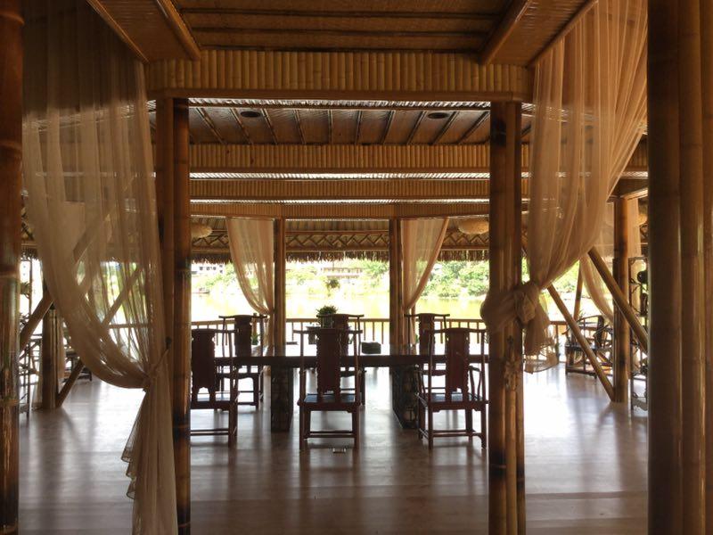 四川竹亭建筑公司介绍竹在建筑造景中的应用
