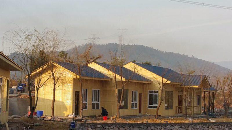 四川竹屋建筑的价格是多少?你造吗?