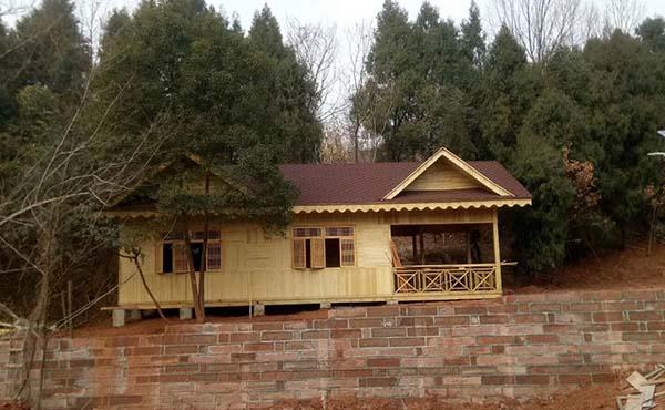 成都竹屋建筑是冬暖夏凉的好空间