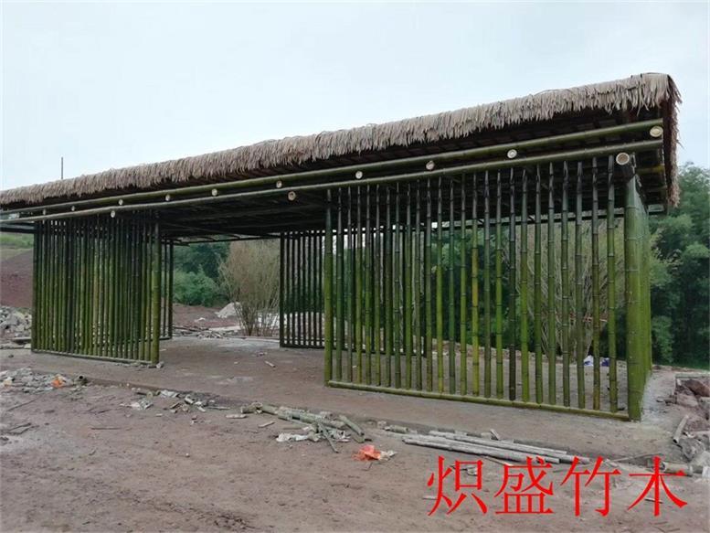 竹屋建筑案例